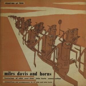 マイルス・デイビス MILES DAVIS / MILES DAVIS & HORNS レコード
