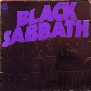 ブラックサバス BLACK SABBATH / Master Of Reality レコード