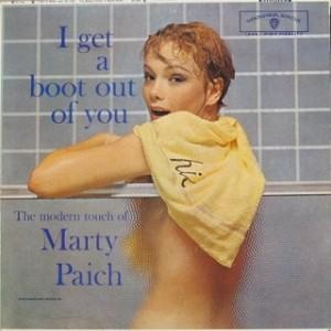 マーティ・ペイチ Marty Paich / I Get A Boot Out Of You レコード