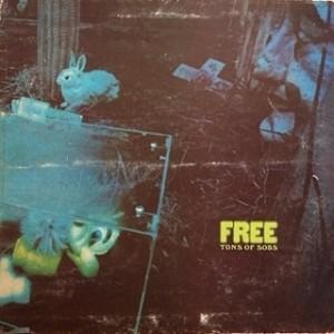 フリー Free / Tons Of Sobs レコード