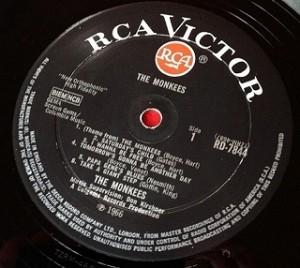 ザ・モンキーズ The Monkees / Meet The Monkees レコード