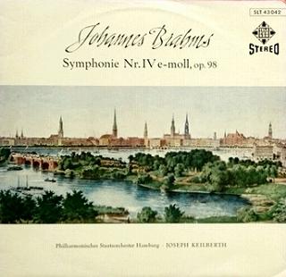 カイルベルト / ブラームス交響曲4番 レコード