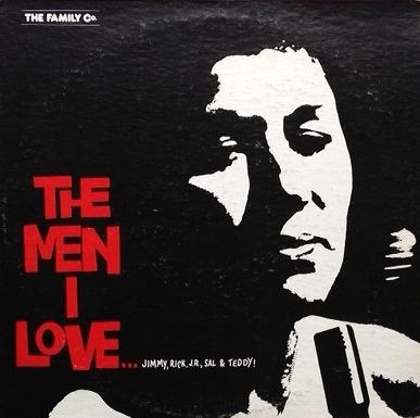 カーム・エスポジート Carm Esposito / The Men I Love レコード