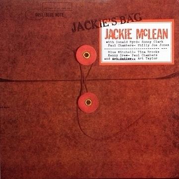 ジャッキー・マクリーン Jackie Mclean / Jackie's Bag レコード