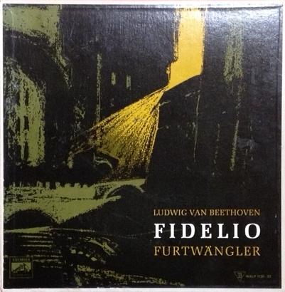 フルトヴェングラー / フィデリオ レコード