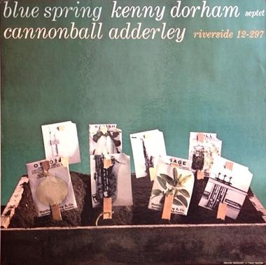 ケニー・ドーハム Kenny Dorham / BLUE SPRING レコード