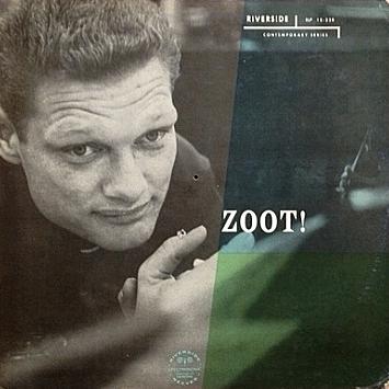 ズート・シムズ Zoot Sims / Zoot! レコード