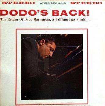 ドド・マーマローサ DODO MARMAROSA / DODO'S BACK! レコード