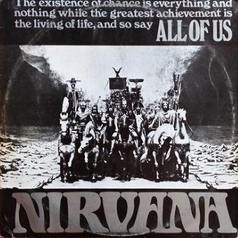 ニルヴァーナ NIRVANA / ALL OF US レコード